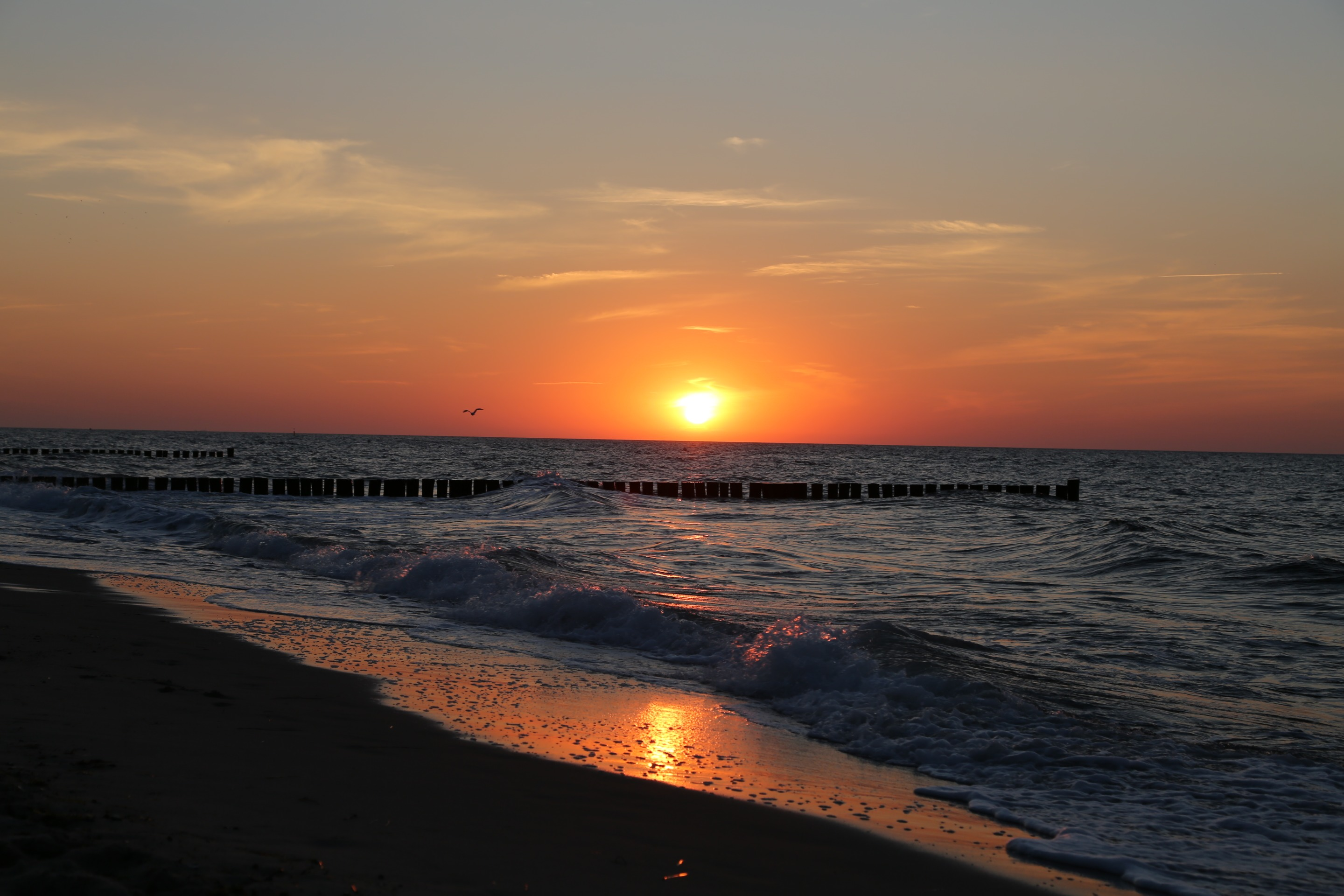 Baltic Sea Sunset (Oostzee) – Flickr