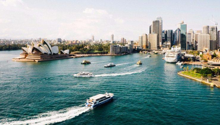 Sydney reisblog