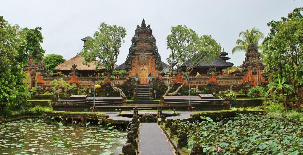 Gunung Kawi tempelcomplex