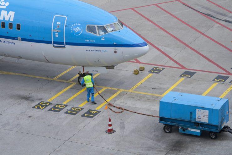 Parkeren op Eindhoven Airport